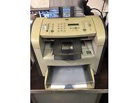 Hp lazerjet all in one printer 3050