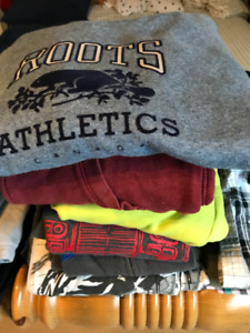 Boys quality and name brand clothes
