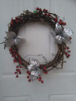 Make Your Own Grapevine Wreath