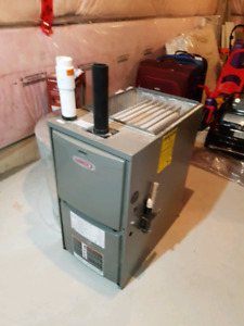 Used 2017 furnace 2 stage high efficiency