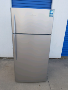 Large Fisher Paykel Fridge Freezer Stainless Steel 517 litres
