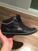 Lacoste high tops