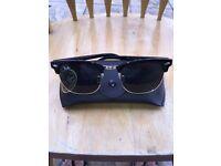 Brand new RAYBAN CLUBMASTER sunglasses |summer fashion | sale