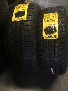 2winter tire pirelli sotozero225/45/18 brand new on sale