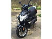 2015 Direct bike / Sinnis Harrier 125cc scooter moped