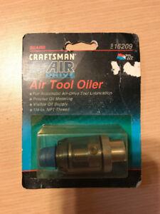 BRAND NEW Craftsman Air Tool Oiler (916209)