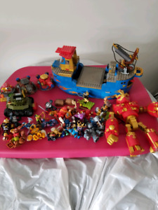 Skylanders Mega Blocks