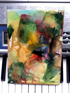 Original Abstract Paintings for Sale- Affordable Prices