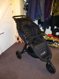 Baby Jogger CHILD TRAY VERSA PREMIER BLACK Pushchair Stroller Accessory BNIP
