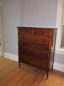Antique Bonnet Chest