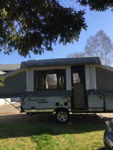 2012 Palomino Acadia Tent Trailer - SOLD