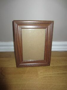 5 X 7 WOOD PICTURE FRAME