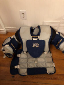 Boddam chest protector