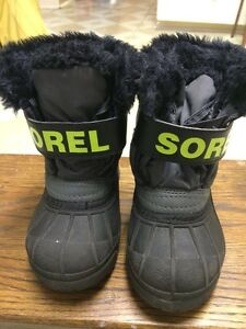 Boys Sorel Winter Boots Toddler