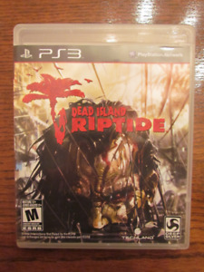 Dead Island RipTide PS3 Game For Sale