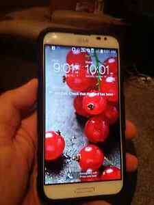 Lg optimus g pro phone or note 3 trade . Open but not used.  Stratford Kitchener Area image 6