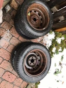 Winter Tires (set of 4)