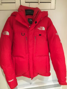 Manteau Parka Himalayan North Face / Homme , Rouge