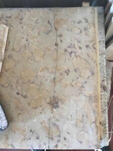 Gros morceaux de marbre