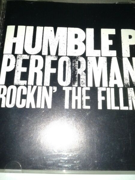 Humble Pie - Performance: Rockin' the Filmore ,71 USA cd !!!