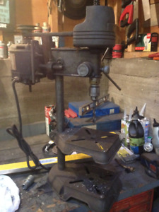 Bench Mounted Drill Press For Sale