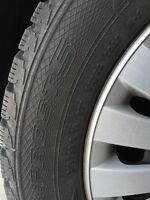 Gislaved Nord Frost5 Winter Tires 215/55 R16
