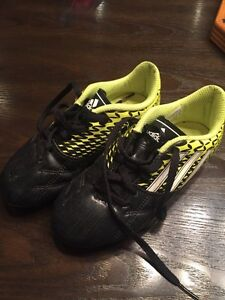 Unisex adidas cleats, size 11.5