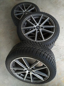 High Performance winter tires & wheels for Audi & other vehicles