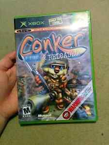 Conkers live and reloaded!