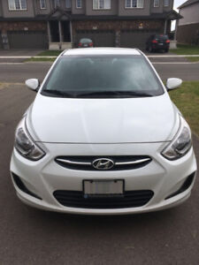 back to home country, 2016 Hyundai Accent HATCHBACK for sale, on