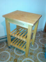 Kitchen Cart  IKEA (Excellent Condition)