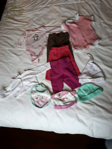 Various 3m girl clothes