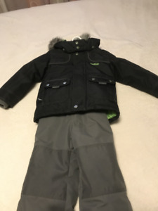 toddler winter pants and jacket 2t