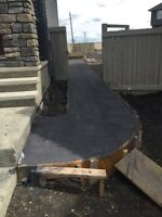 Concrete finisher