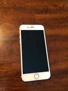 BEAUTIFUL GOLD IPHONE 6 Cambridge Kitchener Area image 1