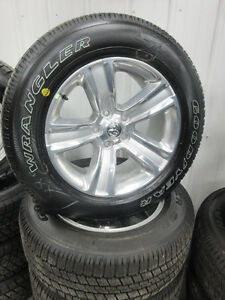 dodge ram sport wheels and tires