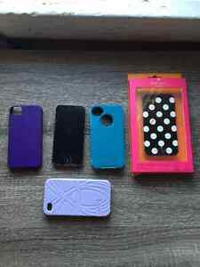 iPhone 4S For Sale with Cases