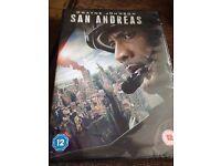 San Andreas DVD sealed