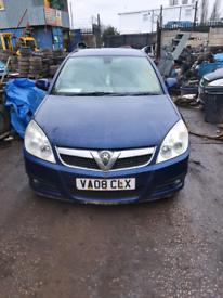 Vauxhall vectra for breaking