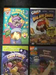 Selection of Kids dvd favourites London Ontario image 3