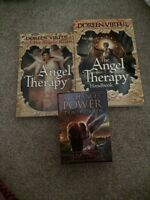 Angel Therapy Books and Angel Card Deck