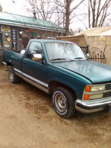 1992 Chevrolet Other scottsdale Pickup Truck