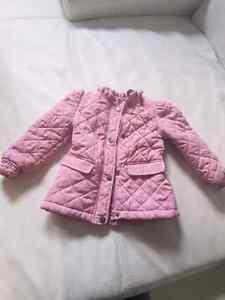 Girls Kenneth Cole coat size 2  Kitchener / Waterloo Kitchener Area image 1