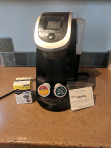 Keurig Coffee Maker & Accessories