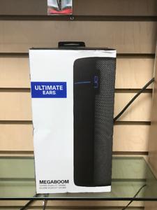 UltimateEars MEGABOOM Waterproof Bluetooth Speaker
