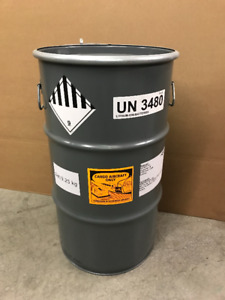 Drum container / Cylindrical open head drum 75 liters