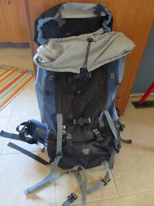 Hiking/travelling backpack