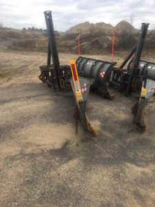 Craig Snow wing and front plow packages with Craig QKMC coupler