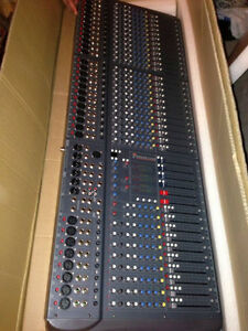 36 CHANNEL MIXER LIVE RECORDING STUDIO BAND DJ SOUND SYSTEM