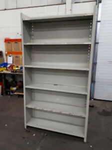 Metalware steel shelving units - Starter $80 - Blowout Prices